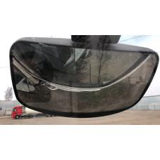 Бордюрное зеркало на DAF.