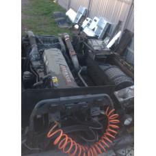 Двигатель 460 DXI13. Renault Magnum DXI